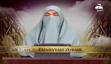 Journey Through The Quran-EP 78 - JUZ 26 PART C